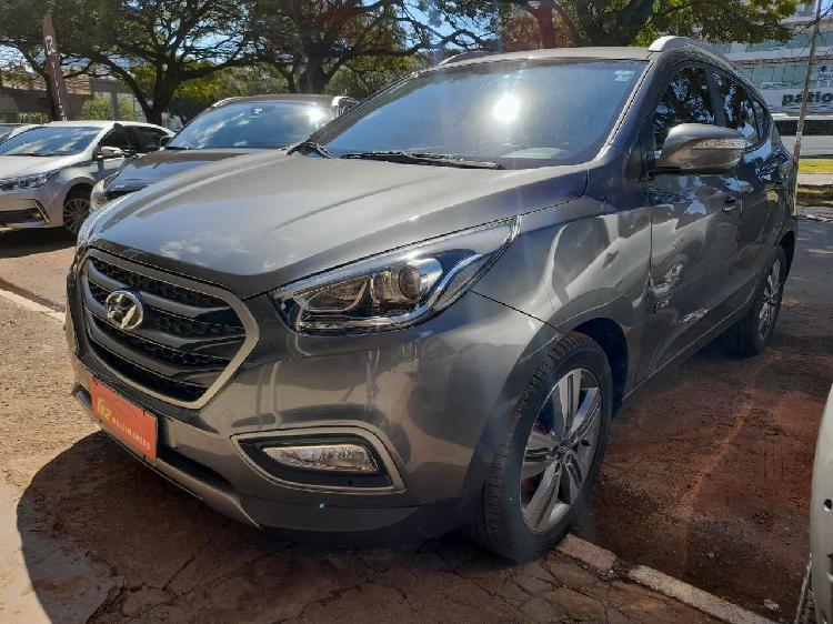 Hyundai ix35 2.0 gls cinza 2016/2017 - brasília 1498706