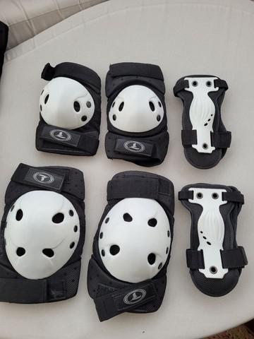 Kit de proteção traxart para patins / skate