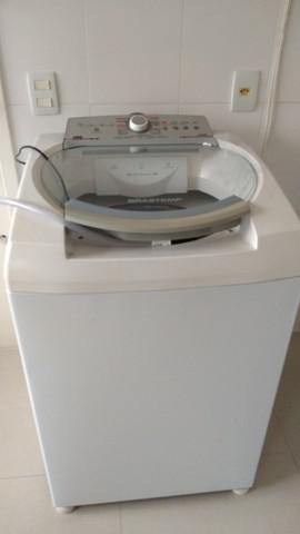 Lava roupas brastemp