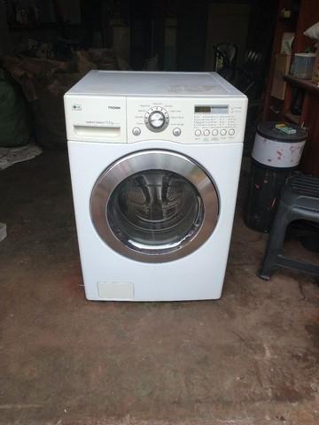 Maquina lavar - lava e seca