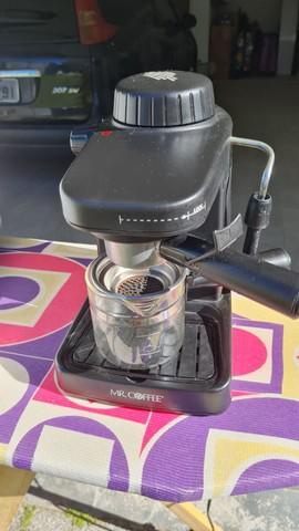 Máquina café mr.coffee (com defeito)