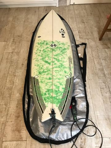 Prancha de surf seminova thiago frança