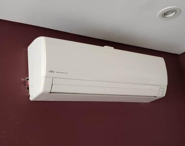 Ar condicionado fujitsu dual split inverter