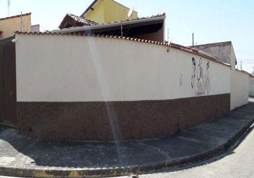 Casa com 3 quartos na vila municipal ii, guaratinguetá - sp