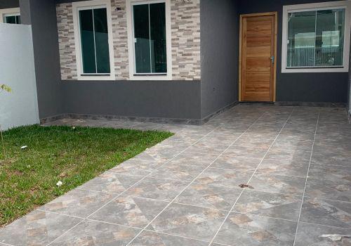 Casa linda 3 quartos