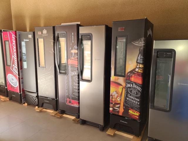 Vários modelos cervejeiras p vc escolher