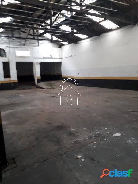 Galpão de 600m² à venda no bom retiro