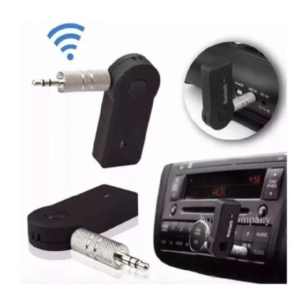 Adaptador p2 bluetooth para diversos aparelhos de aúdio