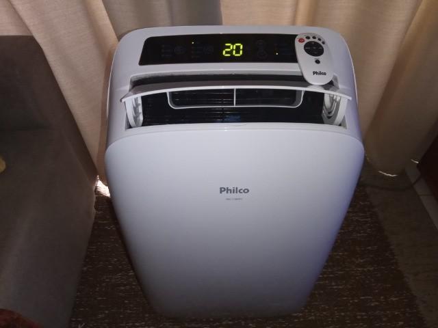 Ar condicionado portátil philco ar frio pac11000f2,