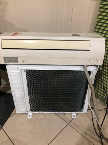 Ar condicionado 12000btus quente/frio