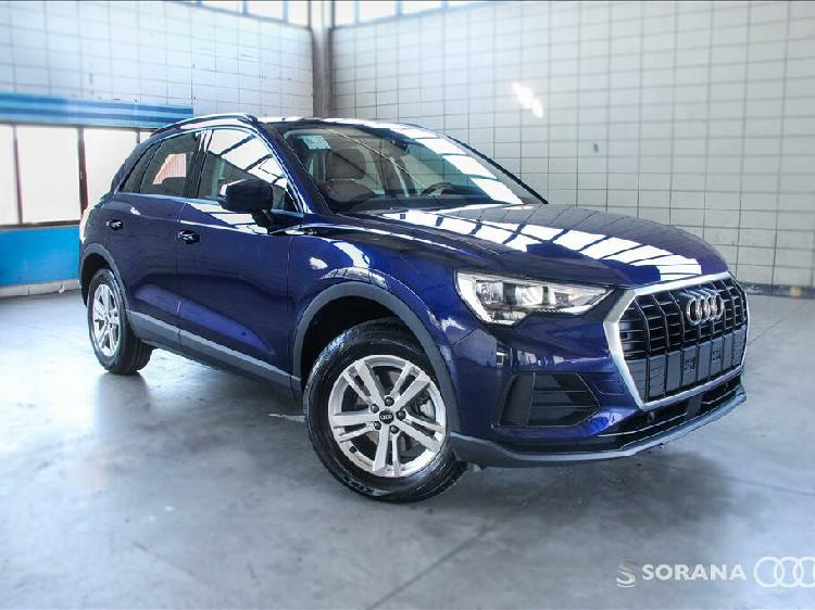 Audi q3 1.4 35 tfsi prestige azul 2021/2021 - são paulo