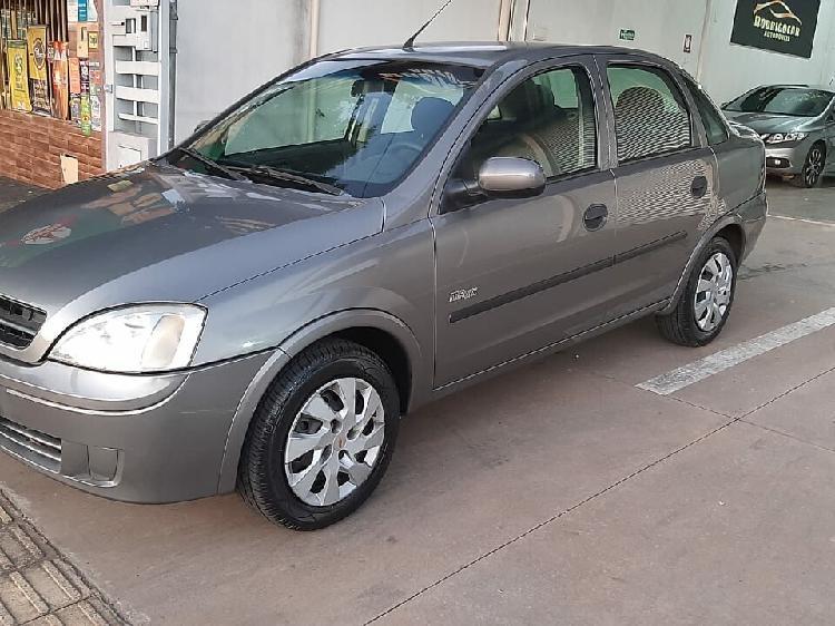 Chevrolet corsa 1.8 maxx 8v cinza 2005/2005 - goiânia