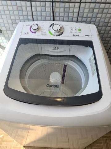 Máquina de lavar consul 11kg com ciclo econômico - cws11ab