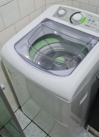 Máquina de lavar consul 8kg facilite 110v