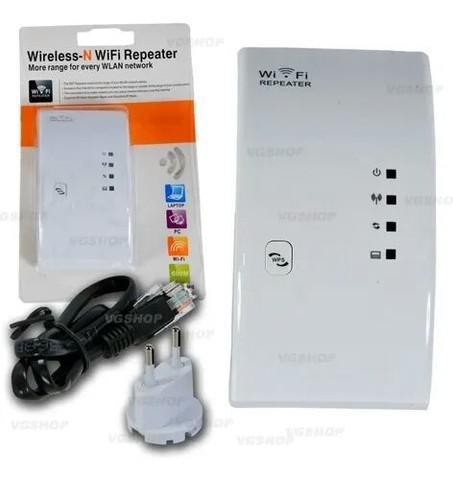 Repetidor wireless - n wi fi repeater notebook pc celular