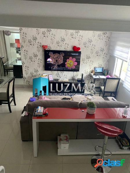 Casa em condomínio com três dormitórios na zona norte vila nova mazzei