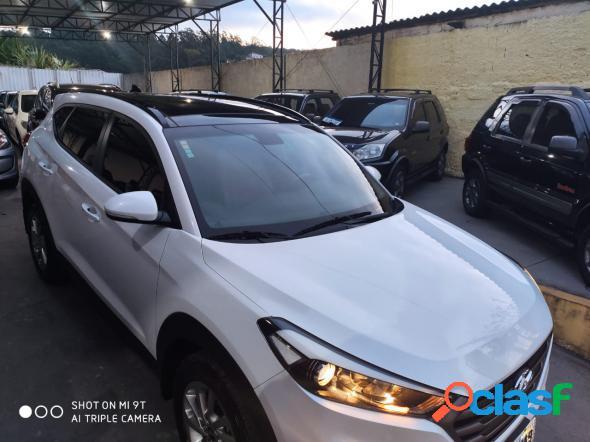 Hyundai tucson gls 1.6 turbo 16v aut. branco 2019 1.6 gasolina
