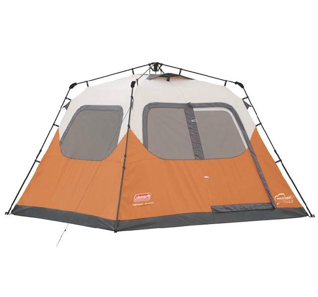Barraca camping coleman instant tent-6