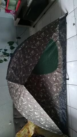 Barraca iglu impermeável