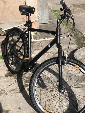 Bicicleta caloi aro 26 21 marchas aluminum sport mountain