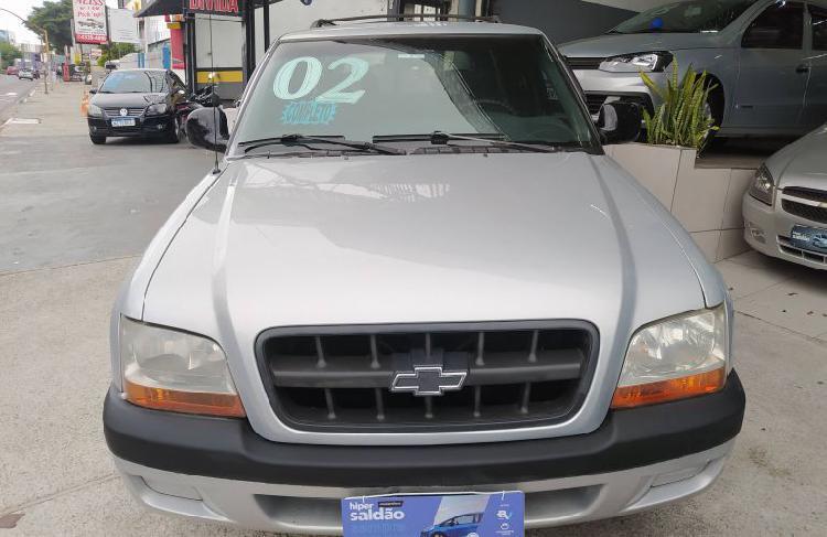 Chevrolet blazer dlx 4x2 4.3 sfi v6 / 2002