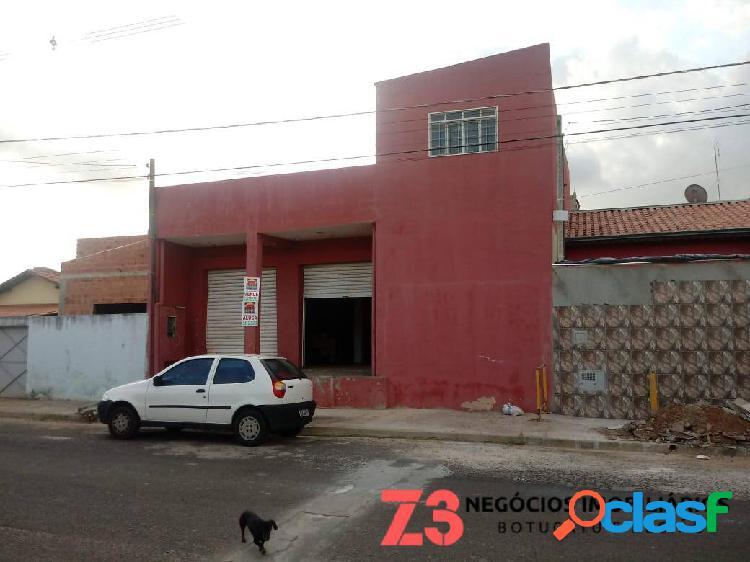 Salão comercial botucatu-sp - venda/aluga/permuta