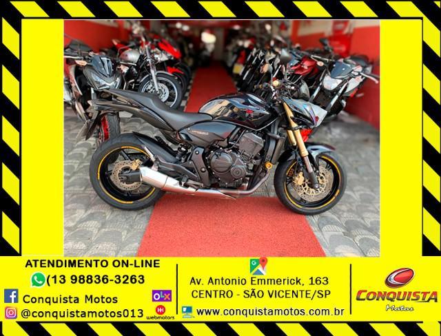 Honda hornet 600 2011 - 23.000km