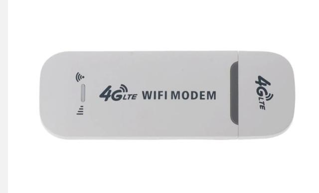 Modem roteador 4g -> wifi desbloqueado