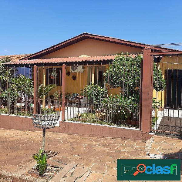 Bela casa com 5 dormitórios no bairro esquina gaúcha em cerro largo rs