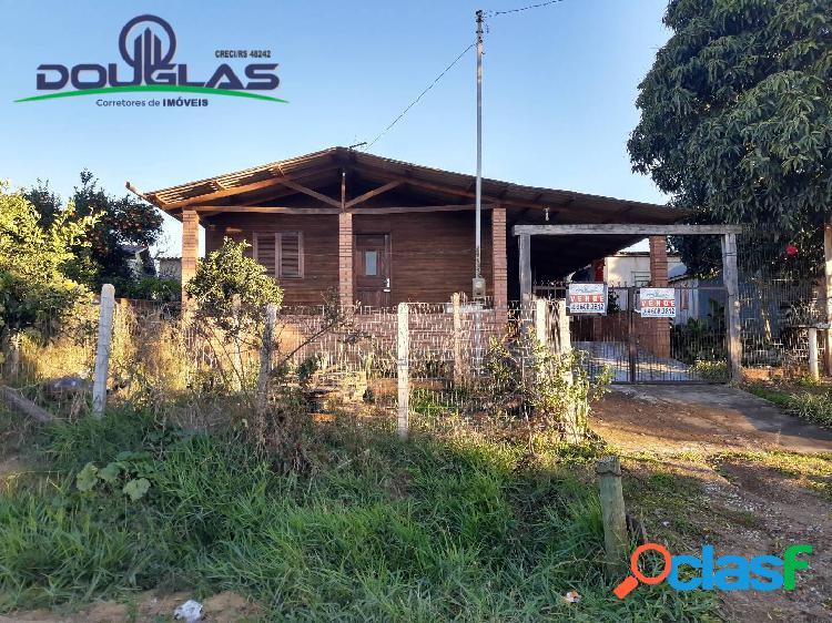 Casa 02 Dormitórios centro de Águas Claras