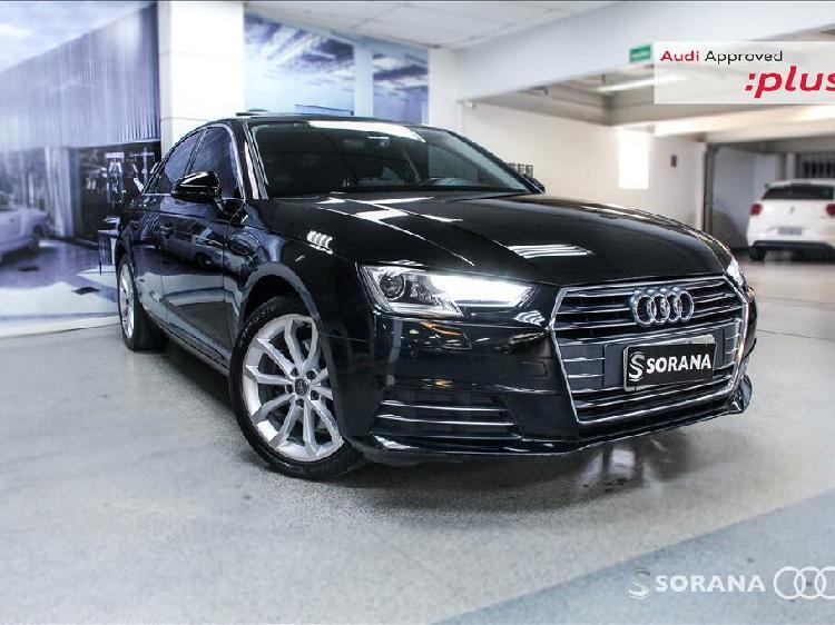 Audi a4 2.0 ambiente preto 2016/2017 - são paulo 1513811