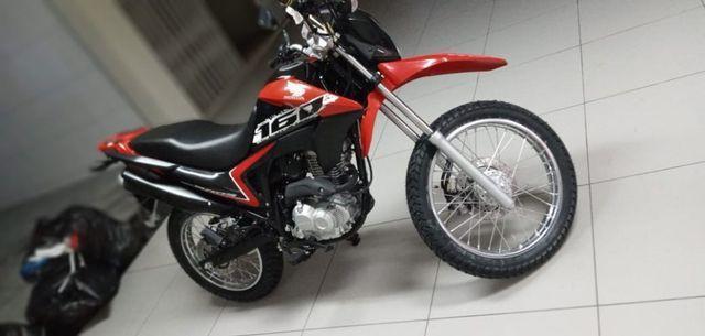 Bros 160 2021 alagoas motos