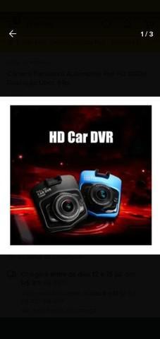 Câmera filmadora automotiva full hd 1080p gravação uber,