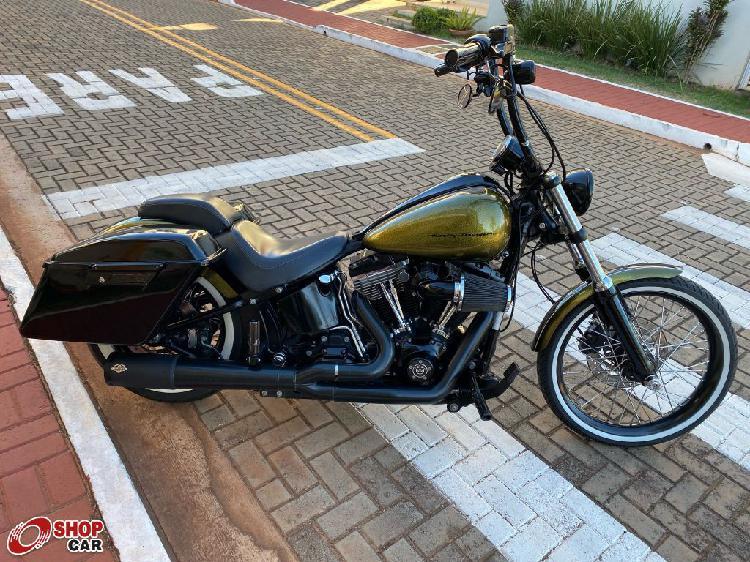 Harley davidson softail blackline 1600