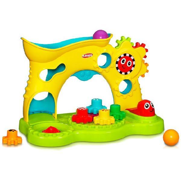 Brinquedo interativo centro de atividades musical playskool