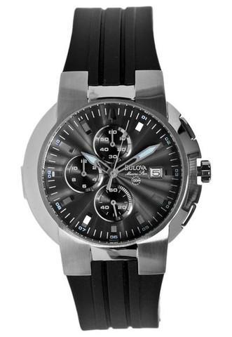 Relógio bulova marine star cronograph