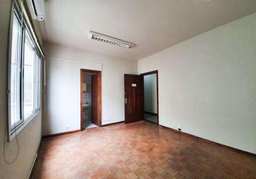 Sala para alugar, 24 m² por r$ 480,00/mês - centro -