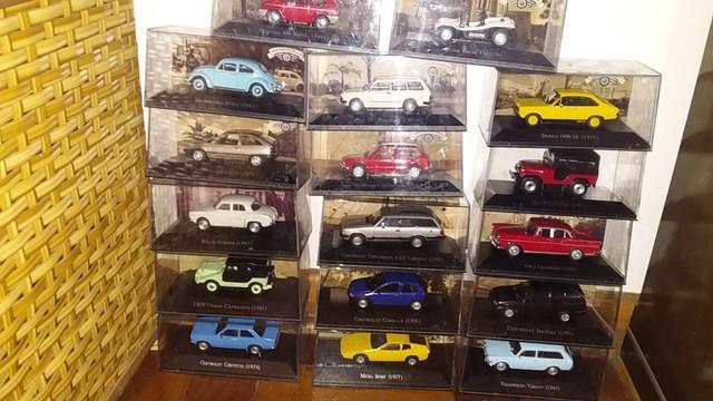 Carros colecionáveis (carros inesquecíveis do brasil e