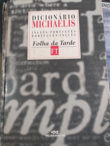 Dicionário inglês/português michaelis