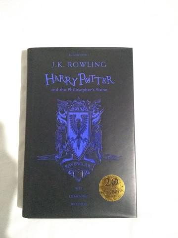 Harry potter and the philosopher's stone 20th years