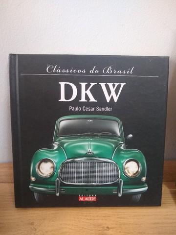 Livro clássicos do brasil dkw