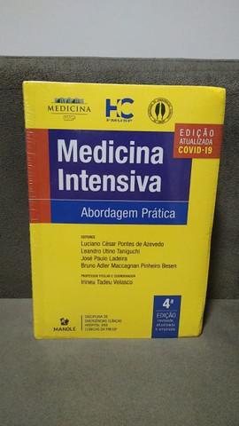 Livro - medicina intensiva: abordagem prática - 4º edicao