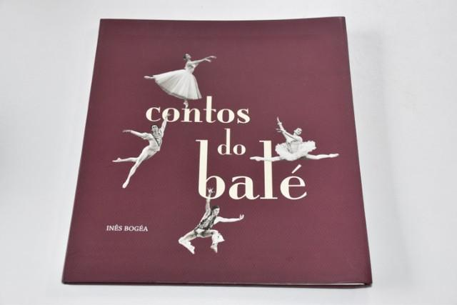 Oito ou nove ensaios sobre o grupo corpo + contos do balé
