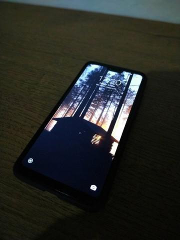 Xiaomi mi 8 lite 64 gb 4 ram + cartão sd 32gb em bom