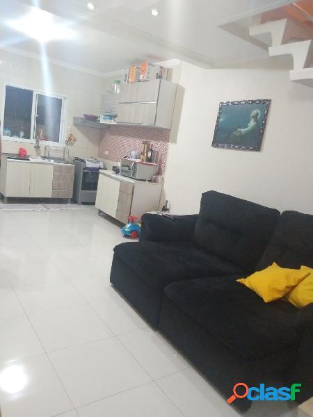 Sobrado Á Venda em Condomínio Fechado - Jardim São Nicolau - Artur Alvim