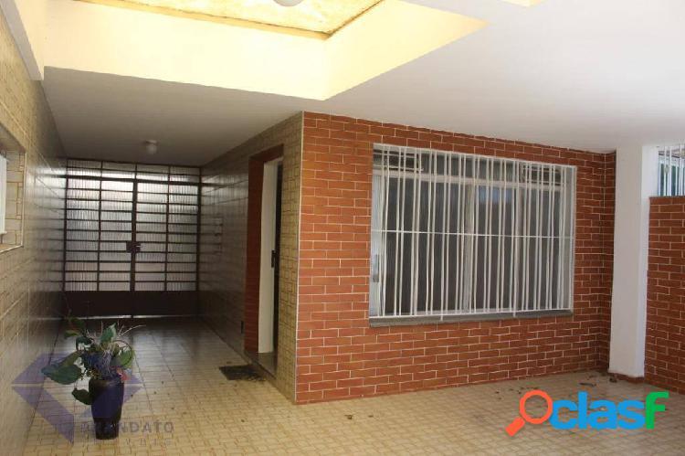 Sobrado residencial planalto paulista 300 metros 03 quartos 01 suíte 04 vg