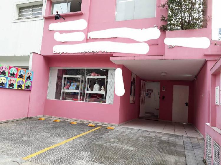 Casa para petshop e clinica veterinária, em moema