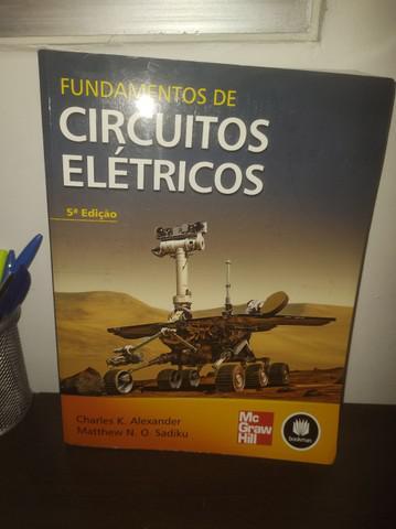 Fundamentos de circuitos elétricos sadiku