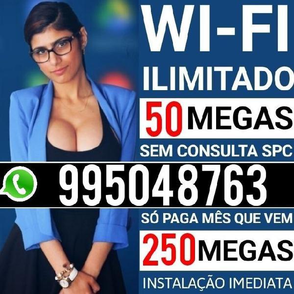 Internet wifi para todos