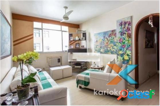 Apartamento com 3 dorms em rio de janeiro - leblon por 1.55 milhões à venda